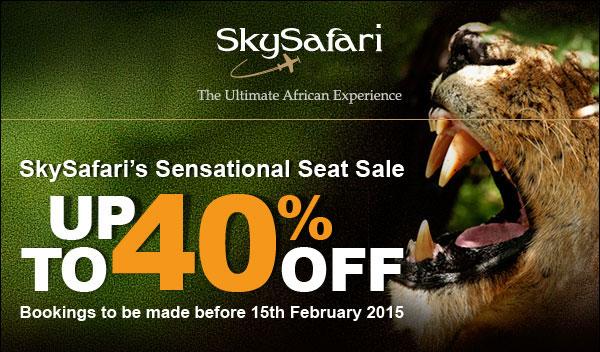 Sky Safari in Tanzania