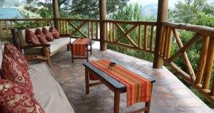 Bwindi Jungle Lodge - View