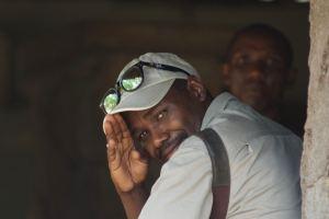 Rama, one of our top Tanzania safari guides