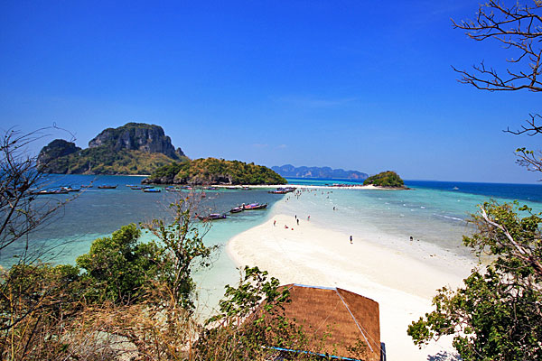 4-Day Thailand: Beach Extension to Krabi