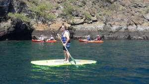 Stand-up Paddleboards and Kayaks Galapagos