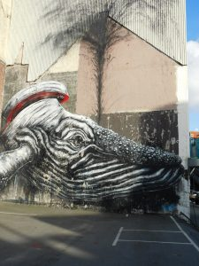Endless street art in Stavanger