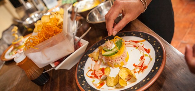 Cooking Nuevo Andino, Peruvian cuisine in Cusco