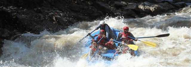Rafting Sacred Valley