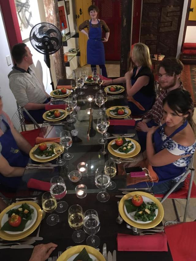 Paraty cooking school