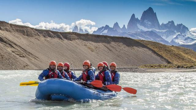 Rafting Chalten