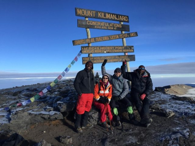 Climb Kilimanjaro with luxury upgrade