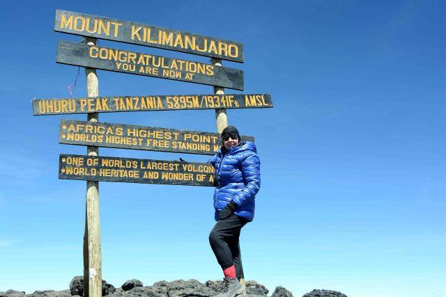 Climb Kilimanjaro Machame
