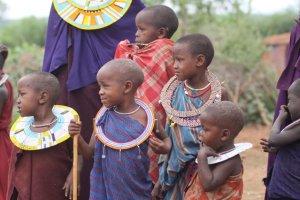 Visit a Maasai village on safari in Tanzania