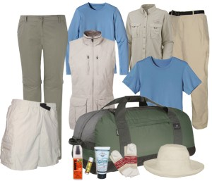 Packing Tips for your African Safari