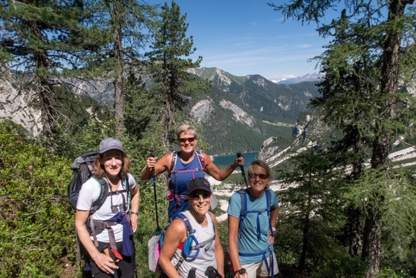 Dolomites Alta Via 1 Trek