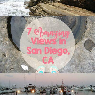 7 Amazing Views in San Diego, CA