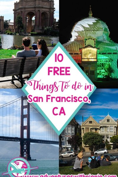 10 FREE Things to do in San Francisco, CA