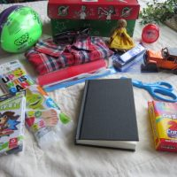 Packing a Shoebox With Love