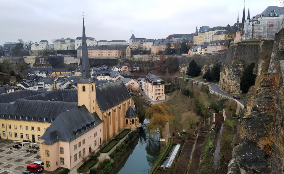 A Day in Luxembourg City | Adventures with Shelby