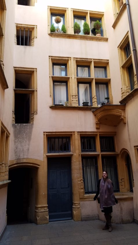 Traboule in Lyon, France | Adventures with Shelby