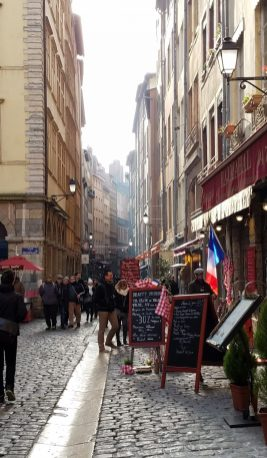 Vieux Lyon, France | Adventures with Shelby