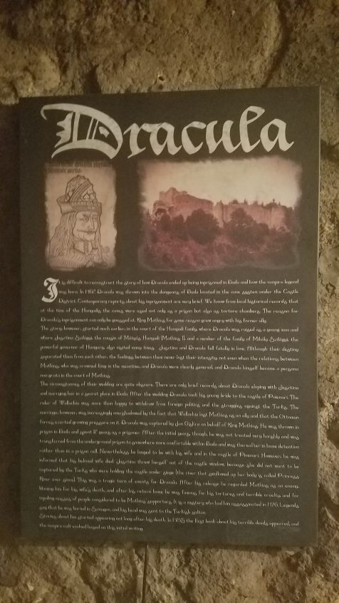 Dracula's Lair, Budapest | Adventures with Shelby