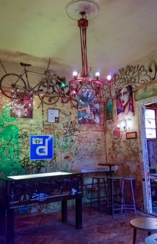 Ruin Bars | Budapest, Hungary | Adventures with Shelby