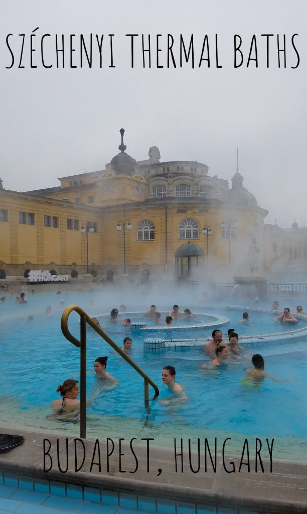Szechenyi Thermal Baths | Budapest, Hungary | Adventures with Shelby