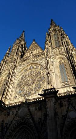 St. Vitus Cathedral, Prague Castle | Adventures with Shelby