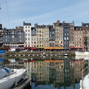 An Afternoon in Honfleur, France   Adventures with Shelby