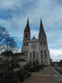 Solo Travel | Chartres, France | Adventures with Shelby