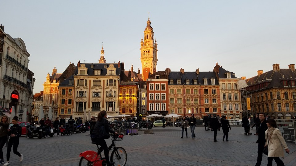 Lille, France   TAPIF Pros and Cons   Adventures with Shelby