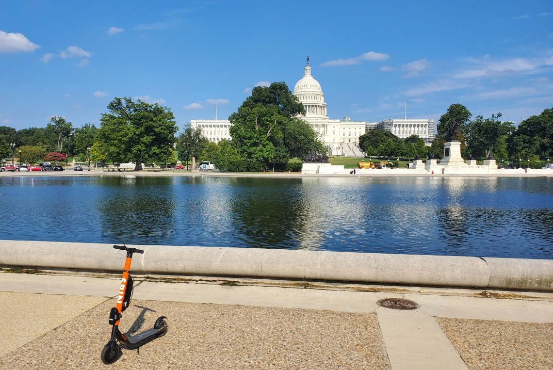 DC E-Scooter Rental   Adventures with Shelby