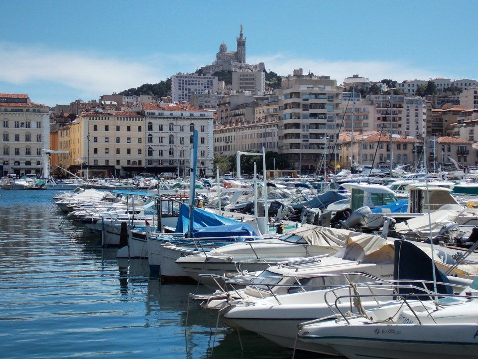 Vieux Port, Marseille | Adventures with Shelby