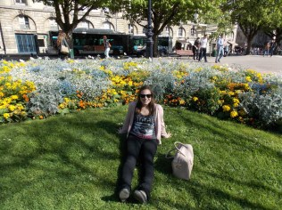 Place Gambetta, Bordeaux | Adventures with Shelby