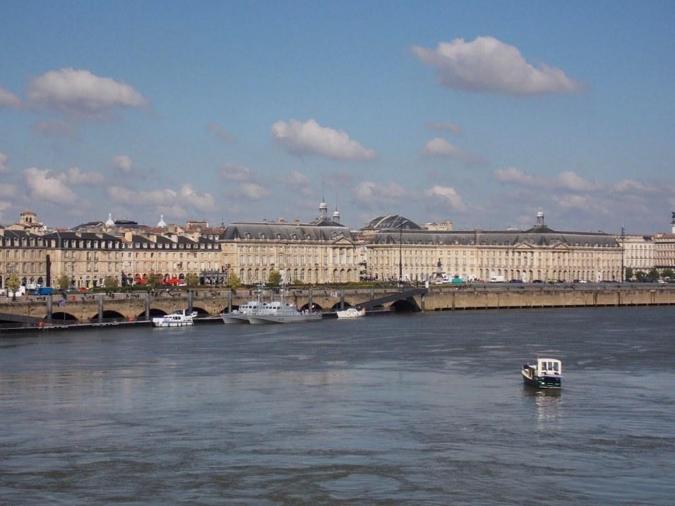 La Garonne, Bordeaux   Adventures with Shelby