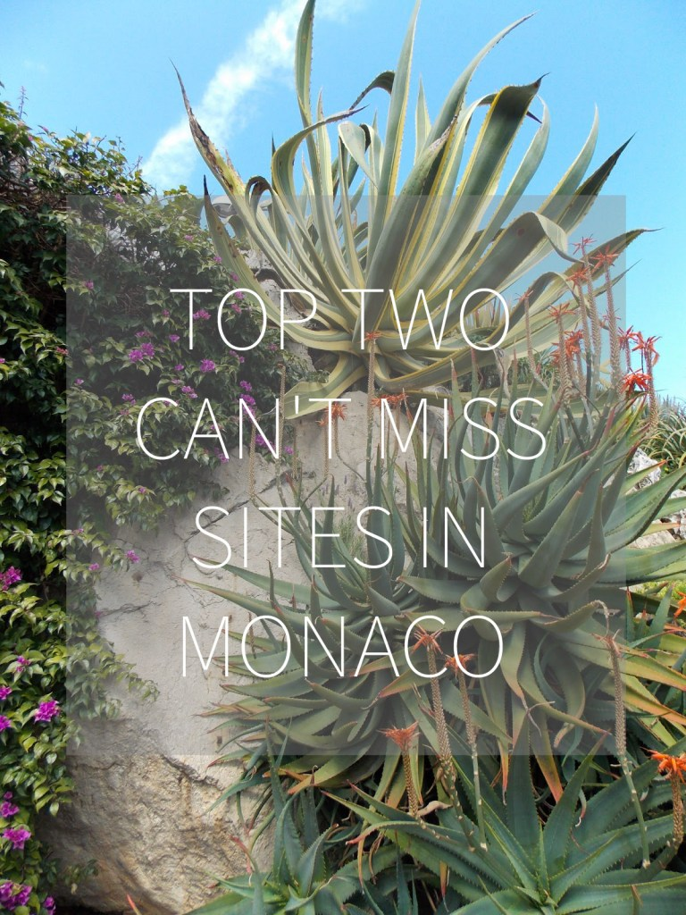 Top Two Can't Miss Sites in Monaco | Adventures with Shelby
