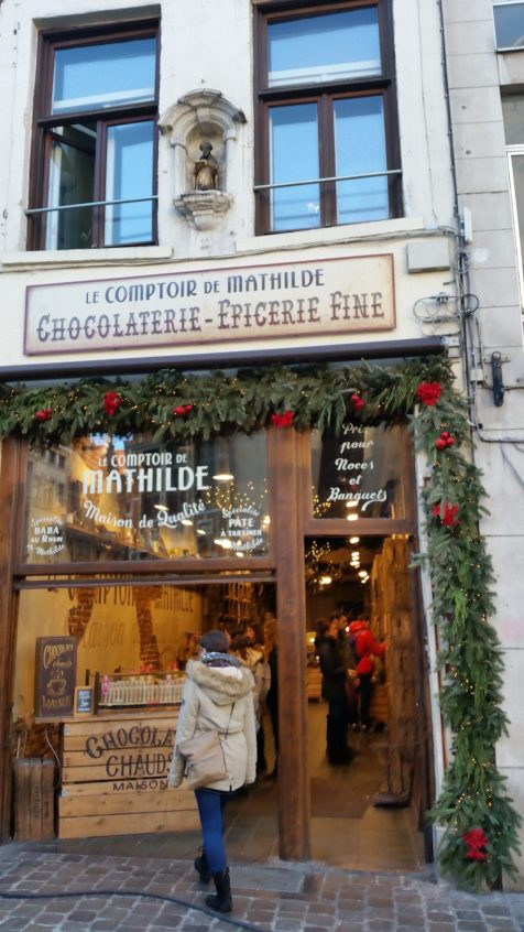 Belgian Chocolate, Brussels | Adventures with Shelby