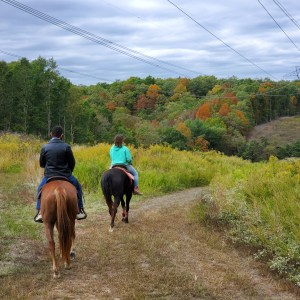 Virginia Horseback Trail | Adventures with Shelby