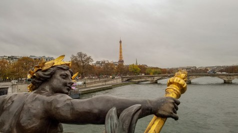 The Seine in Fall | Adventures with Shelby