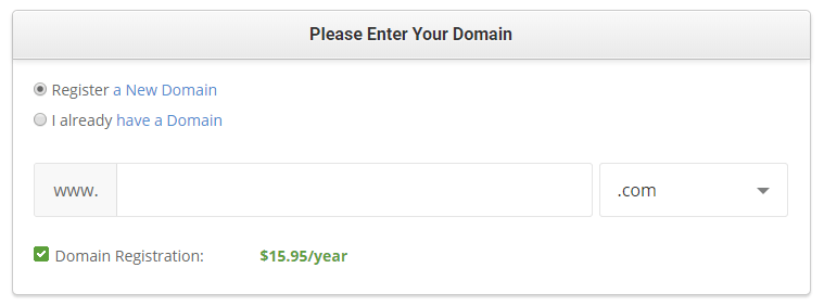 SiteGround Domain Registration   Adventures with Shelby
