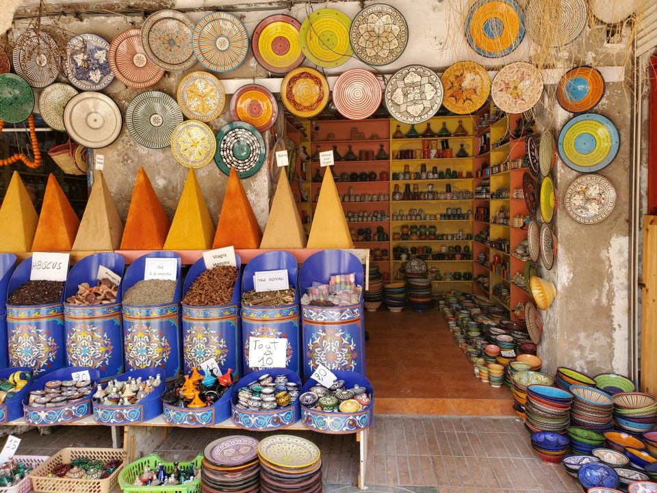 Essaouira Medina Souks | Adventures with Shelby