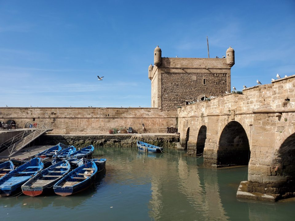 Essaouira Harbour | Adventures with Shelby