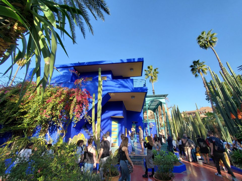 Jardin Majorelle, Marrakech | Adventures with Shelby