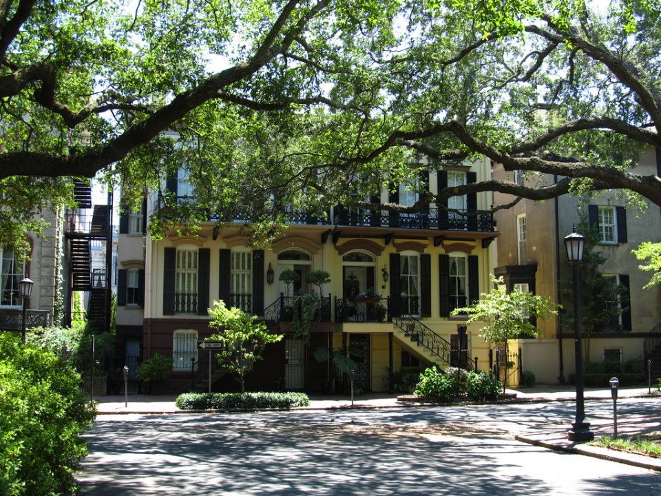 Savannah Historic District | Adventures with Shelby