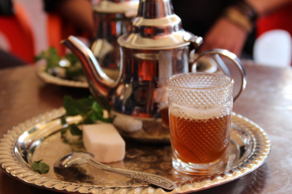 Moroccan Tea | Adventures with Shelby