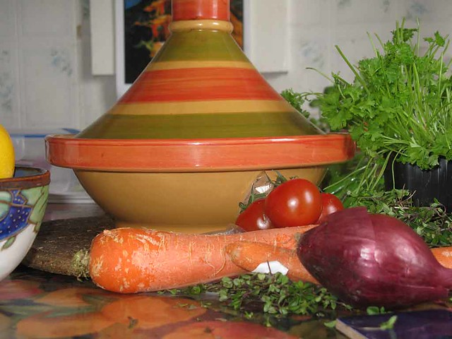 Moroccan Tagine | Adventures with Shelby