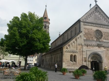 Johanneskirche in Schwaebisch Gmuend, Germany | Adventures with Shelby