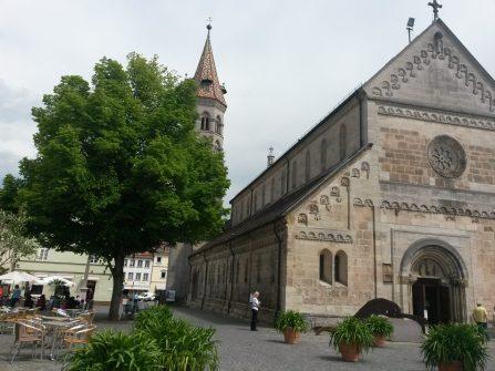 Johanneskirche in Schwaebisch Gmuend, Germany | Adventures with Shelby