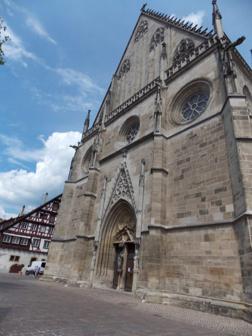Heilig-Kreuz Münster | Adventures with Shelby