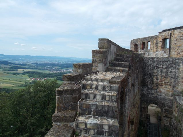 Burg Hohenrechberg   Adventures with Shelby