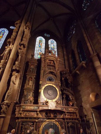 Astronomical Clock   Adventures with Shelby