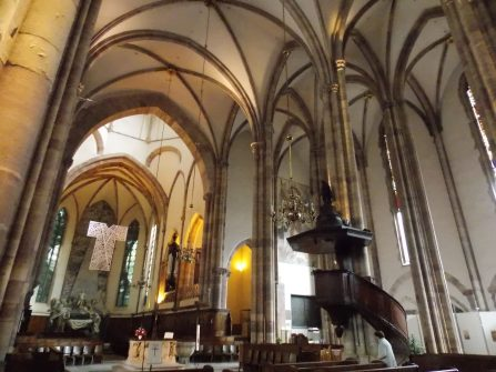 Eglise Saint Thomas, Strasbourg | Adventures with Shelby