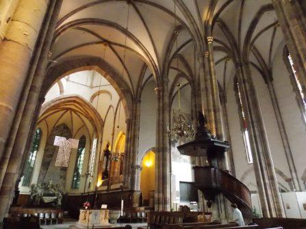 Eglise Saint Thomas, Strasbourg   Adventures with Shelby